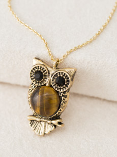 Hoot Necklace