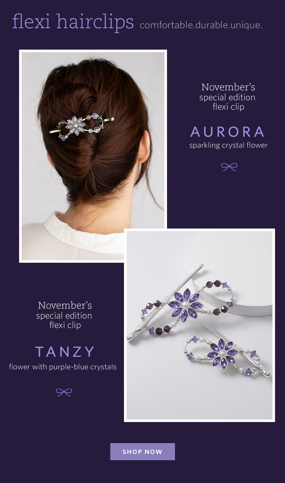 Aurora and Tanzy Flexi